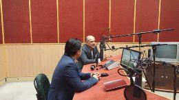 مصاحبه راديويي دكتر اردشير رنجبري