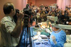 کارگاه انتخاب بايومتريال همراه با جراحي زنده سينوس ليفت